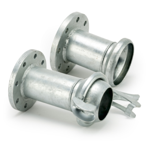 flanged bauer couplings