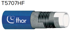 Thor highly flexible suction delivery hose
