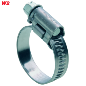 Mikalor W2 L Worm Drive Clamp