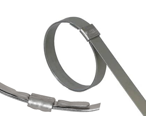 bandit js smooth band clamps