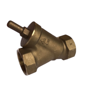 Brass Y Angled Non Return Check Valve