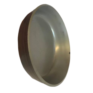 Unicone stainless blank cap