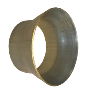 Unicone alloy weld end